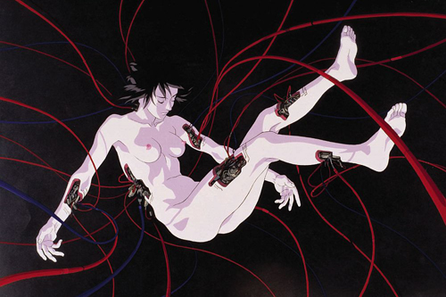 Anime Berlin: Ghost in the shell