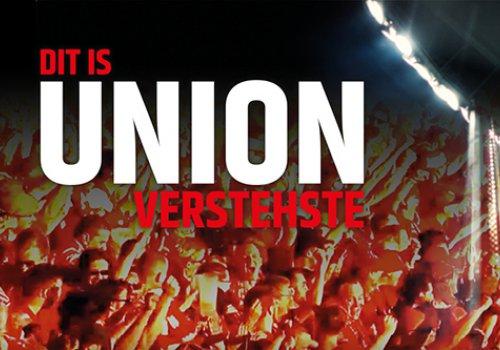 Dit is Union, verstehste