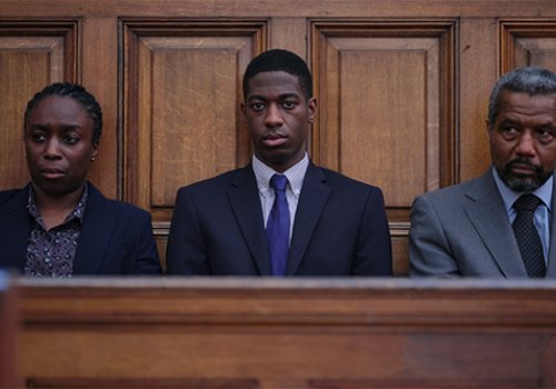African FF: ERÖFFNUNG: Conviction: The Case of Stephen Lawrence, Free Admission