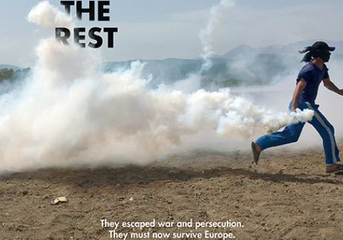 Censored Ai Weiwei's Films. Pre-Berlin Premiere: THE REST [With Director appearance]