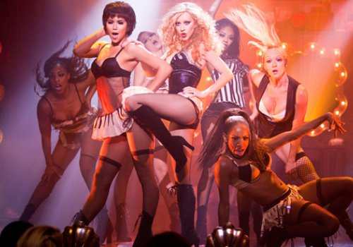 Let's Dance: Burlesque