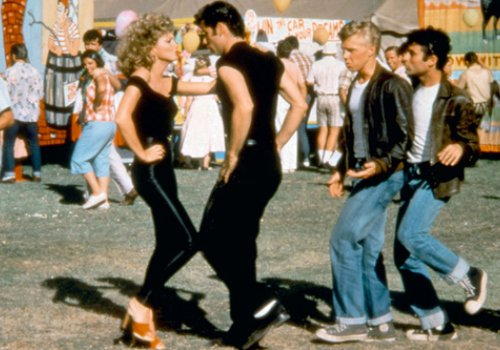 Let's Dance: Grease