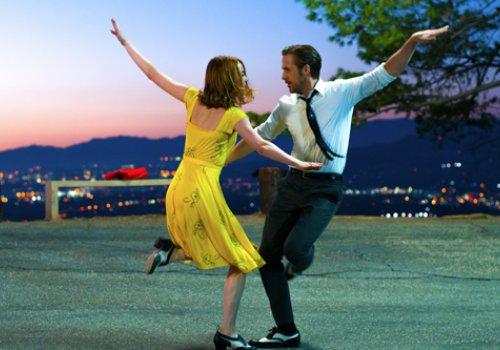 Let's Dance: La La Land