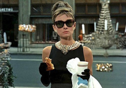 New York: Breakfast at Tiffany's