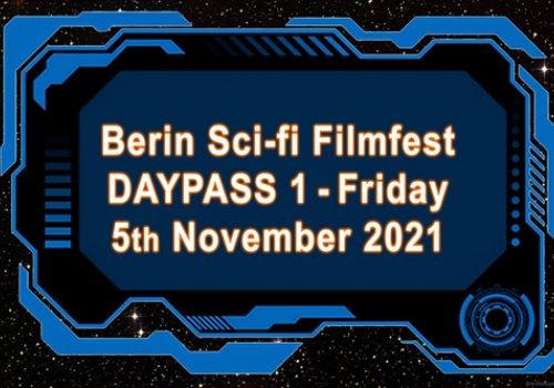 Berlin Sci-fi: Day1 Pass