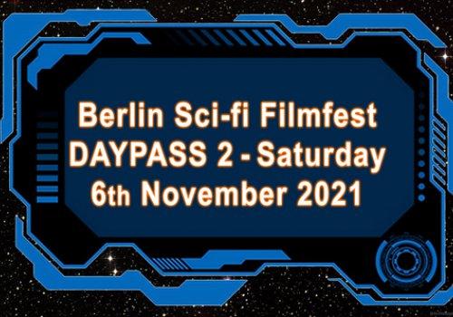 Berlin Sci-fi: Day2 Pass