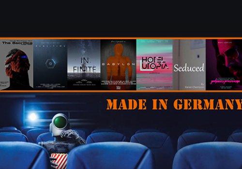 Berlin Sci-fi: Session 01