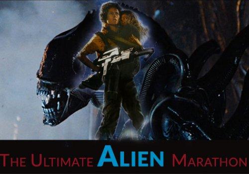 The Ultimate Alien Marathon [cancelled]