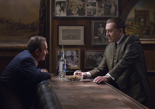 The Irishman - A Martin Scorsese Film