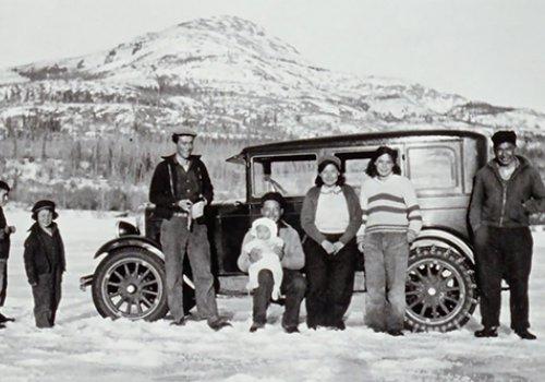 Visit Yukon: Yukon Belle + Picturing A People