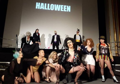 Rocky Horror Picture Show  Live Shadow Cast