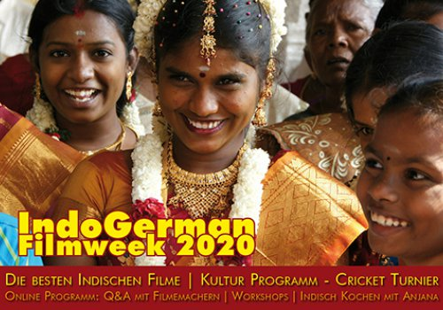 Indogerman Filmweek Pass 2020