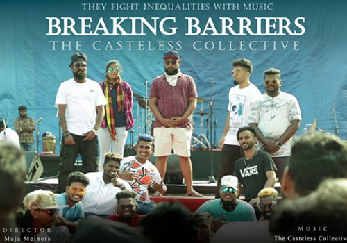 Indgogerman Filmweek: Breaking Barriers - The Casteless Collective