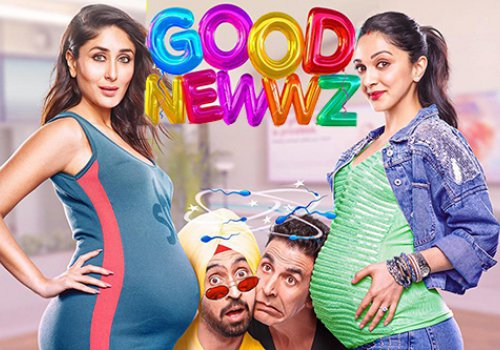 IndoGerman Film: Good Newwz