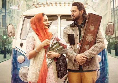 Indogerman Film: Paani Ch Madhaani