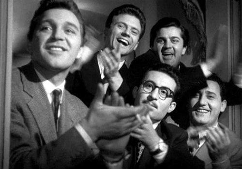 Federico Fellini: I vitelloni [Die Müßiggänger]