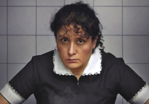 WEEK OF CHILEAN CINEMA: The Maid - mit Gast