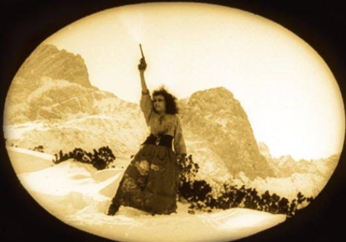 100 Jahre Stummfilm: Die Bergkatze - mit Orchester