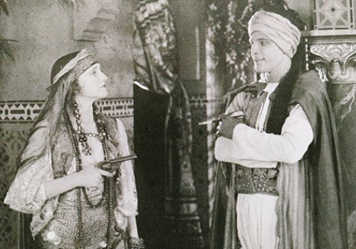 100 Jahre Stummfilm: The Sheik. Eintritt frei