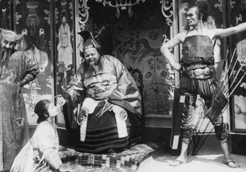 100 Jahre Stummfilm: Der müde Tod. Eintritt frei