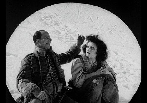 100 Jahre Stummfilm: Die Bergkatze - Eintritt Frei