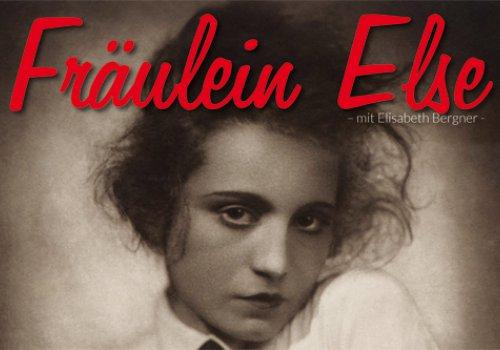 1929!: Fräulein Else